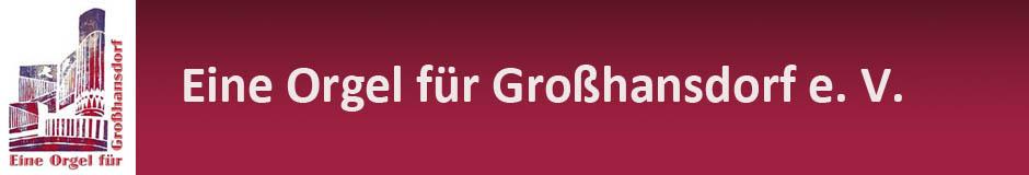 Eine Orgel für Großhansdorf