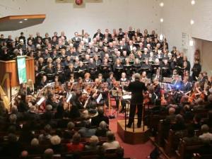 Brahms Requiem 20 Nov 2012