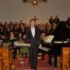 Mozart Requiem beim Jubiläumskonzert. Bild: Margret Pantelmann